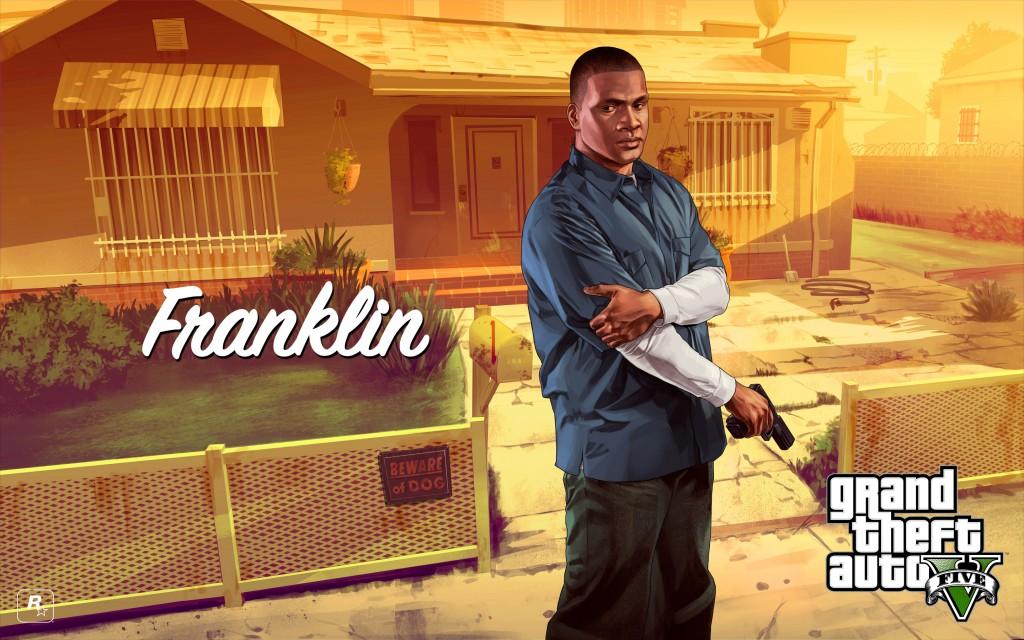 Franklin gta 5