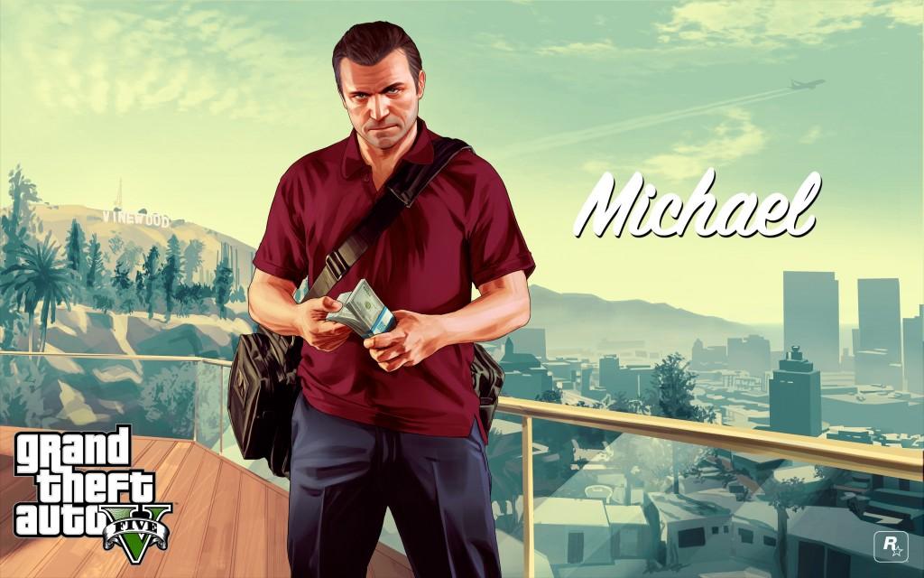 Michael gta 5
