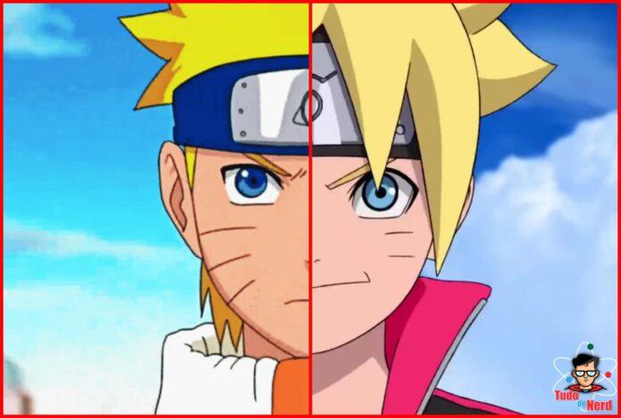 Coisas que Boruto Acrescentou Para a Serie Naruto