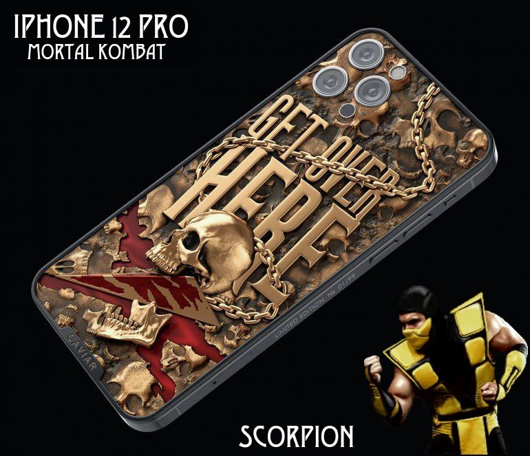 iphone scorpion