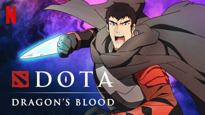 DOTA Dragon's Blood 1ª temporada