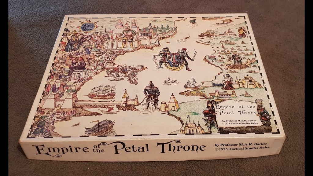 Empire of Petal Throne