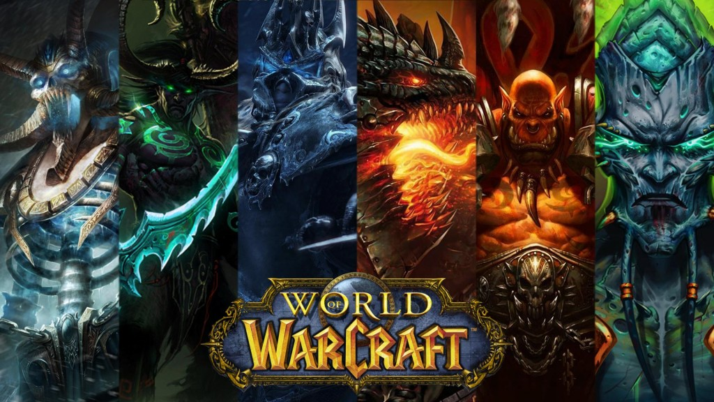 World Warcarft - mmo