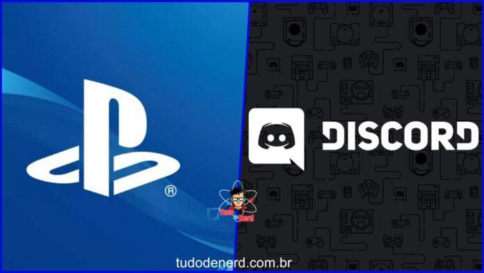 PlayStation Anuncia Parceria com Discord